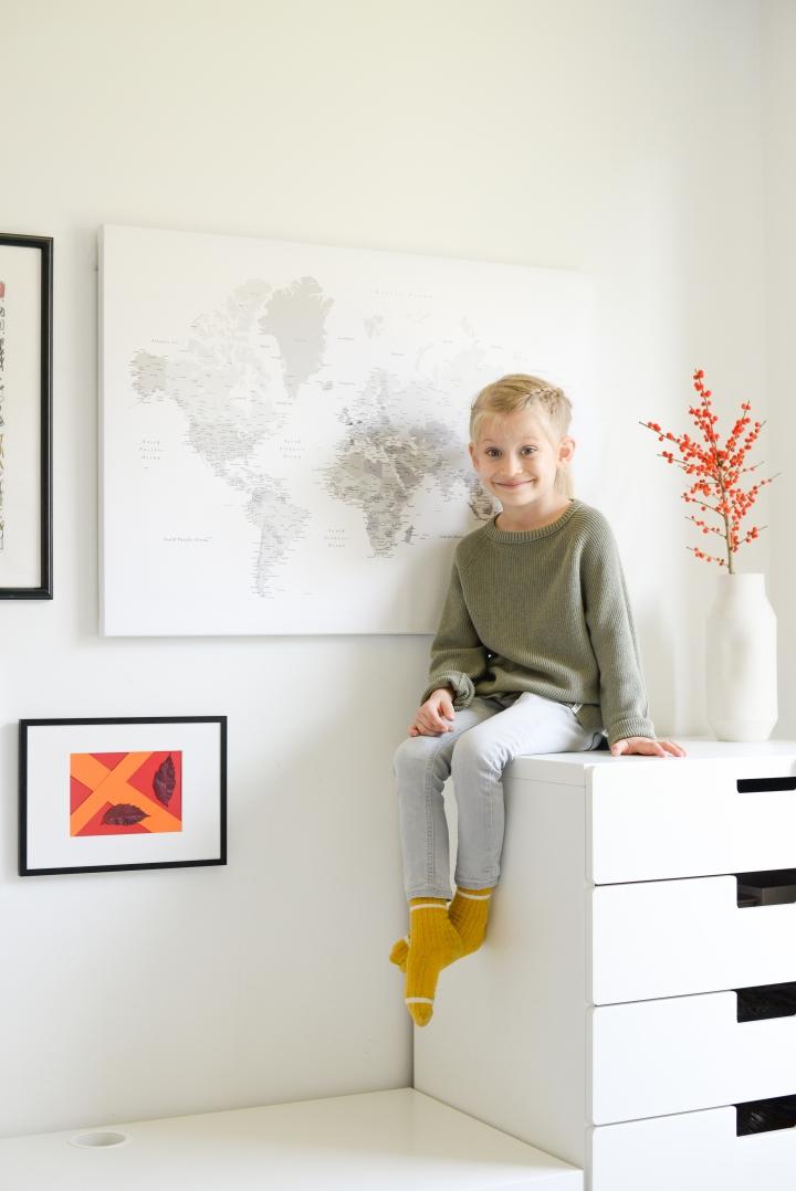 Kolekcionuokite vaikų prisiminimus su TripMap